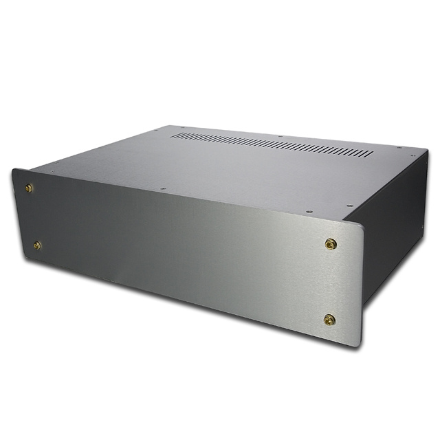Sl1925 full aluminum audio chassis for Chassis aluminium