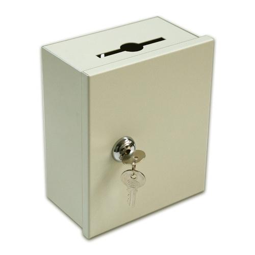 Security Cash Drop Box Cash Drop Box With Cam Lock Drop In