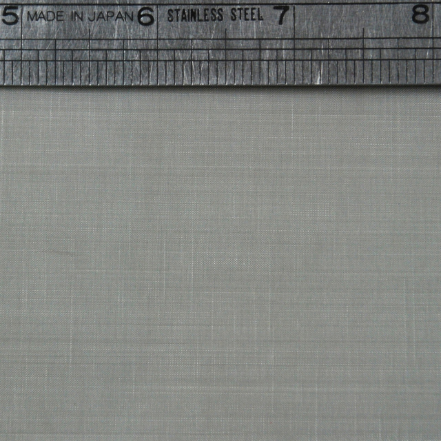 "304 Stainless Steel Woven Wire Mesh 120 mesh 6"" x 6"""