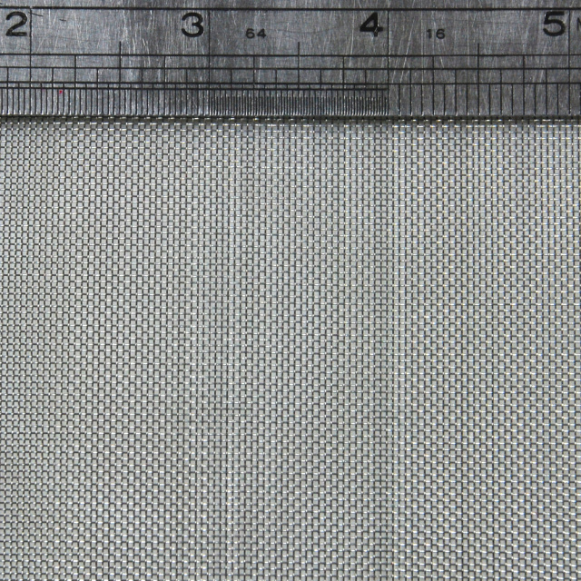 "304 Stainless Steel Woven Wire Mesh 30 mesh 6"" x 6"