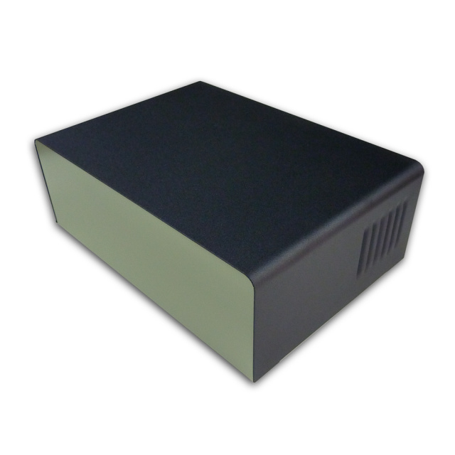"ST1037  10""x3.5""x7"" Metal Enclosure"