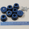 20mm Rubber Feet with screw and Nuts